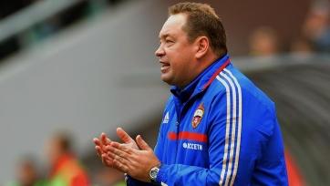 Слуцкий поделился впечатлениями от матча с «Краснодаром»