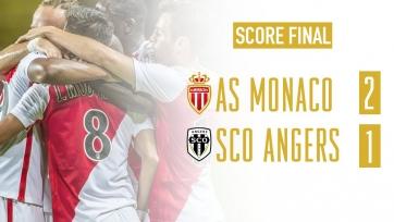 «Монако» вернулся на первое место в Лиге 1