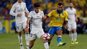 «Лас-Пальмас» ушёл от поражения в матче с «Реалом»