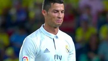 Зидан: «Роналду не злился из-за замены»