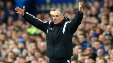 Гвидолин будет уволен в случае поражения от «Ливерпуля»