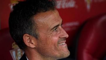 Энрике: «Серхи Роберто – лучший кандидат на позицию правого защитника»