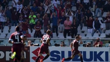 «Рома» в гостях уступила «Торино»