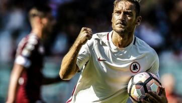 Тотти забил 250-й гол в чемпионате Италии