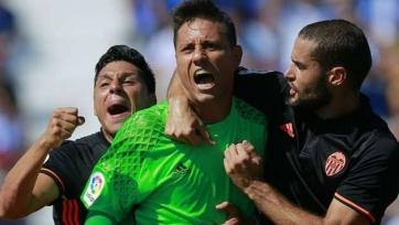 Диего Алвес стал обладателем нового рекорда Ла Лиги
