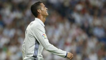 Роналду демонстрирует худший старт сезона в «Реале»