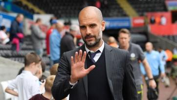 Гвардиола: «Думаю, попадание в зону Лиги чемпионов будет хорошим результатом в конце сезона»