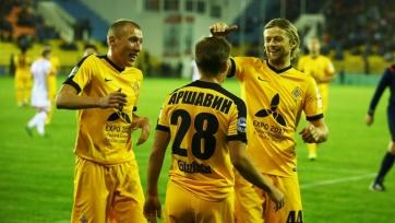 Андрей Аршавин принёс «Кайрату» победу в матче с «Актобе» (видео)