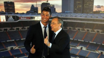 Источник: Криштиану Роналду пожаловался на Зидана президенту «Реала»
