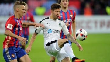 Черчесов: «Не согласен с тем, что Смолов - единственный футболист РФПЛ, готовый к переезду в Европу»
