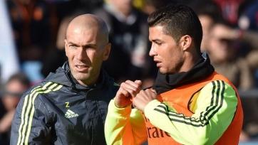 Зидан: «Все футболисты злятся, когда их меняешь по ходу матча»