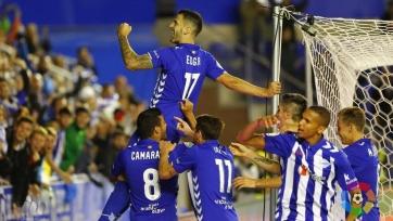 «Алавес» добыл победу в матче с «Гранадой»