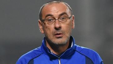 Сарри: «Матч с «Бенфикой» будет тяжелее противостояния с киевским «Динамо»