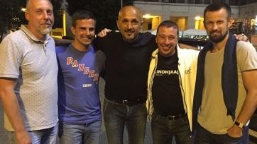 Четыре тренера «Зенита» прошли стажировку в «Роме»