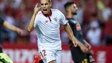«Севилья» с минимальным счётом переиграла «Лион»