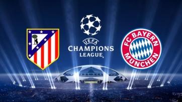 «Атлетико» - «Бавария», прямая онлайн-трансляция. Стартовые составы команд