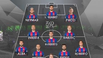 «Боруссия» Менхенгладбах – «Барселона», онлайн-трансляция. Стартовые составы команд