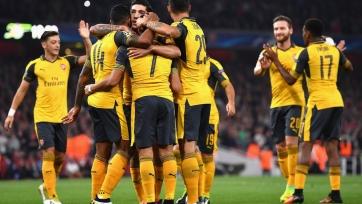 «Арсенал» добыл предсказуемую победу над «Базелем»