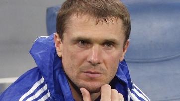Сергей Ребров: «Я доволен результатом»