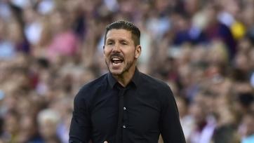 Диего Симеоне: «Я счастлив быть тренером «Атлетико»