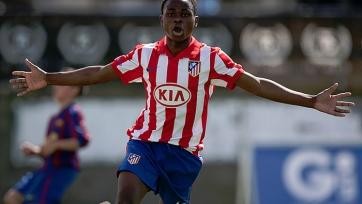 «Атлетико» заявил 16-летнего футболиста на Лигу чемпионов