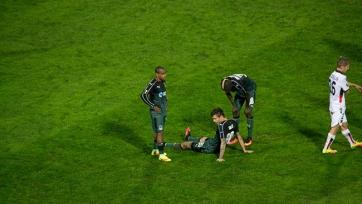 Смолов получил травму в матче с «Ниццей»