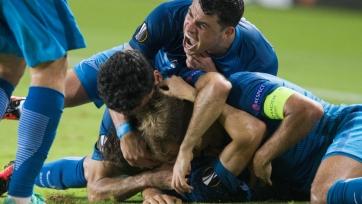 «Зенит» одержал крупнейшую в клубной истории победу в групповом раунде еврокубков