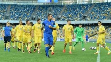 Цыганков и Алексей Шевченко получили дебютные вызовы в ряды украинской сборной