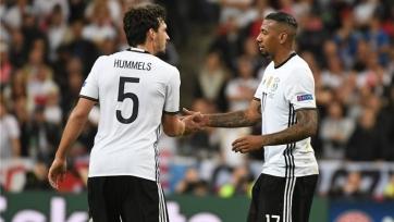 Германия: есть заявка на матчи с чехами и североирландцами