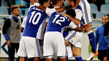 «Реал Сосьедад» одержал победу над «Бетисом»