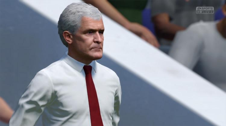 Моуринью, Клопп… Мойес? Оцениваем фотореалистичность каждого тренера АПЛ в FIFA 17