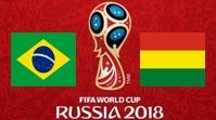Бразилия - Боливия Обзор Матча (07.10.2016)