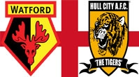Уотфорд - Халл Сити Обзор Матча (29.10.2016)