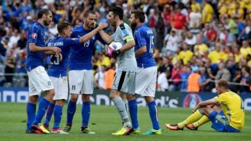 Италия: есть окончательная заявка на матчи с испанцами и македонцами