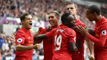 «Ливерпуль» вырвал победу в дуэли со «Суонси»