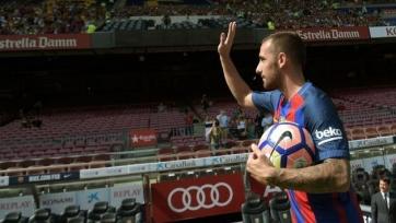 Алькасер: «Я буду забивать голы, в «Барсе» любой футболист становится лучше»