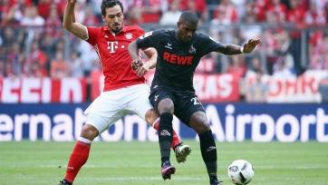 «Кёльн» отобрал очки у «Баварии»