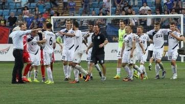 «Черноморец» порадовал болельщиков победой над «Сталью»