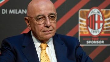 Адриано Галлиани: «Не думаю об отставке, буду работать на благо «Милана» до самого конца»