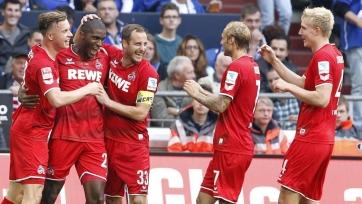 «Кёльн» не проиграл в шести стартовых матчах Бундеслиги впервые за 19 лет