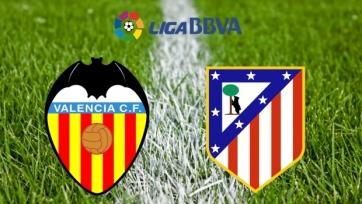 «Валенсия» – «Атлетико», прямая онлайн-трансляция. Стартовые составы команд