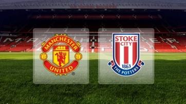 «Манчестер Юнайтед» – «Сток Сити», прямая онлайн-трансляция. Стартовые составы команд