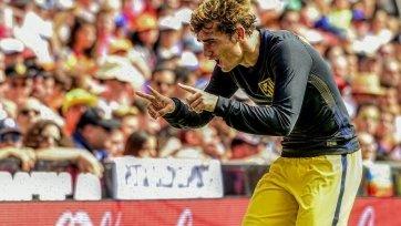 «Атлетико» переиграл «Валенсию», не забив два пенальти