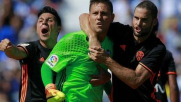 Симеоне: «Голкипер «Валенсии» провёл великолепный матч»