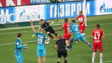 «Зенит» в потрясающем матче переиграл «Спартак»