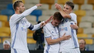 Киевское «Динамо» уверенно переиграло «Звезду»
