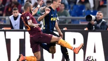 «Рома» вырвала победу у «Интера»