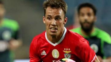 «Манчестер Юнайтед» нацелился на Алекса Гримальдо из «Бенфики»