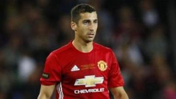 «Манчестер Юнайтед» не хочет отпускать Мхитаряна в расположение сборной Армении