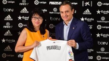 Чезаре Пранделли: «Питер Лим хочет видеть «Валенсию» в Лиге чемпионов»